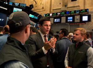 Инсайдер на биржевом рынке
