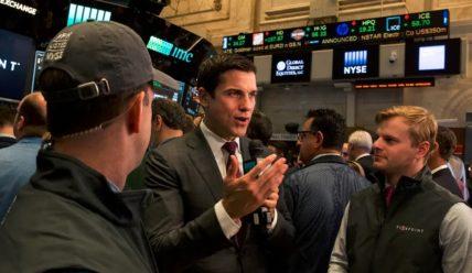 Профессия биржевой трейдер