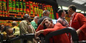 Крах на фондовых рынках и паника участников